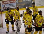 V prvním domácím utkání hostí Žihadla HC Stadion Vrchlabí